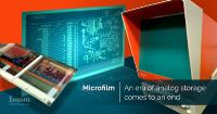 Microfilm: An era comes to an end