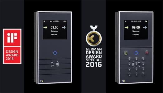 Die Modelle der Serie INTUS 5200 erhielten sowohl den iF DESIGN AWARD als auch den German Design Award Special Mention