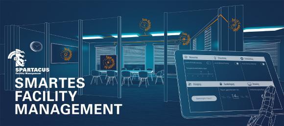 SPARTACUS-Facility-Management-Smart-vernetzter-Besprechungsraum