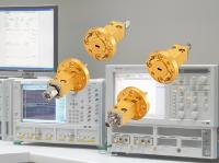 Hohlleiter-Koax-Adapter
