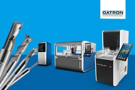 Besucher der diesjährigen Moulding Expo in Stuttgart können sich vom 30.05. – 02.06.2017 auf dem DATRON Messestand C82 in Halle 5 von der hohen Präzision und maximalen Wirtschaftlichkeit der zukunftsweisenden DATRON Technologien überzeugen.