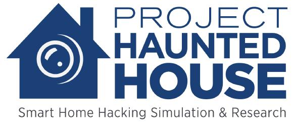 Haunted House Full Logo
