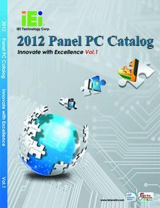 Panel PC Katalog 2012 Bild einzeln CMYK