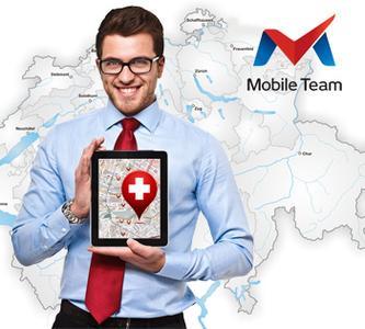 MOBILE TEAM Workforce & Task Management - Logo