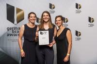 BINDER gewinnt mit der Markenstrategie zur HydroStar den German Brand Award 2018 in der Kategorie Industry Excellence in Branding Sports