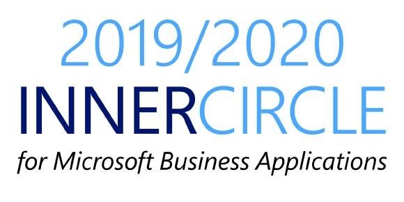 proMX selected for 2019/2020 Inner Circle for Microsoft Business Applications
