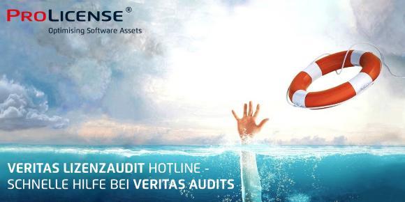 Veritas Lizenzaudit - Veritas Audit - Veritas Software Audit