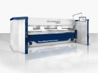 Schwenkbiegemaschine PowerBend Professional für große Bleche / Bildquelle: Schröder Group