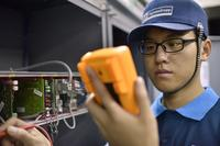 ThyssenKrupp Elevator welcomes its 50,000th employee: Chen Haihui is service technician in the world's biggest elevator market
