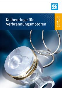 Cover Broschüre Kolbenringe deutsch