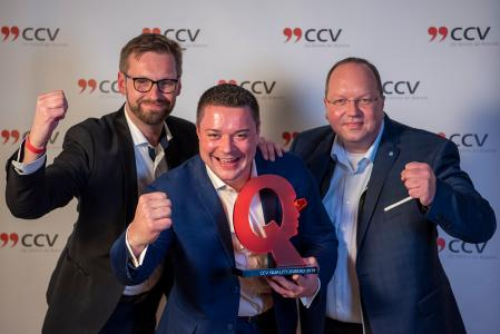 CCV Quality Award: mobile.de and oneclick win in the category of IT innovation