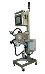 Der Messkopf ist so kompakt, dass das System leicht in bestehende Fertigungslinien integriert werden kann.