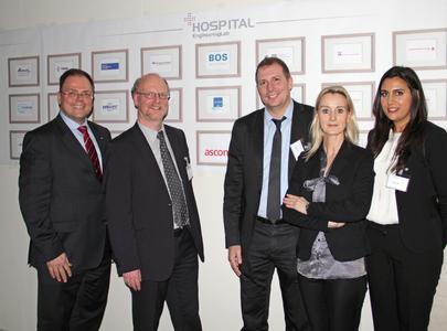 Fraunhofer Hospital Engineering Lab: Neuer Partner Ascom, Photo: Peter Michatz, Fraunhofer-Institut ISST