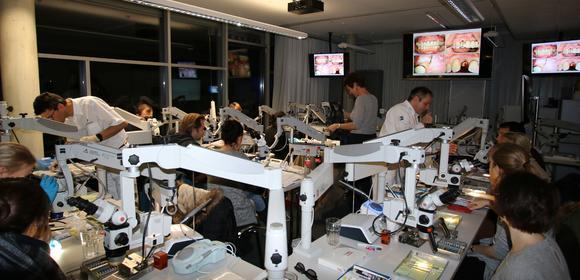 Engagiert und hochkonzentriert: Kurse mit Dr. Josef Diemer am MTC Aalen