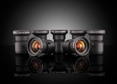 TECHSPEC® HPi and HPr Series Fixed Focal Length Lenses added to HP Lens family
