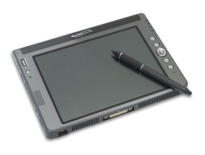 Ultramobiler Tablet PC LS800 mit Solid State Drive