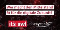 Raynet wird Fördermitglied bei it's OWL