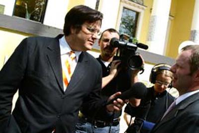 Referent und Medienexperte Matthias Hill