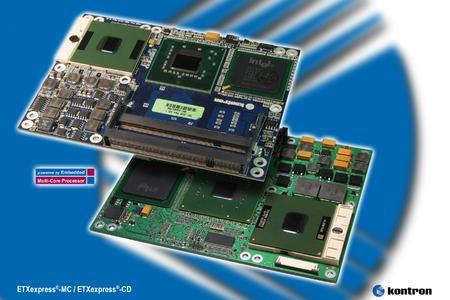 Kontron erweitert Dual Channel Memory Portfolio für COM Express? konforme Computer-On-Module