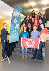 Hochschule Bremen bewegt - von Null auf Triathlon / Foto: Hochschule Bremen