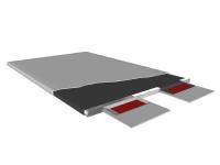 Mit Telsonic Ultraschalltechnologie können dünnste Aluminiumfolien wie bei Batterie Zellverbindern zuverlässig geschweißt werden