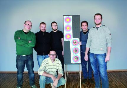 Einige der thermischen Spezialisten in AMS Designcenter