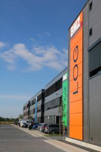 "Logistics center ""Zeche Gustav"" sets benchmark as the most innovative and safest Li-ion/dangerous goods warehouse"