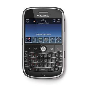 BlackBerry Bold 9000 Front