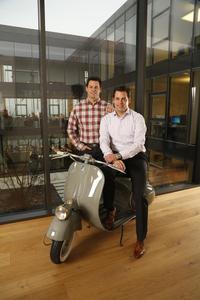 Twins Frank and Markus Fichtner form the BFFT management board