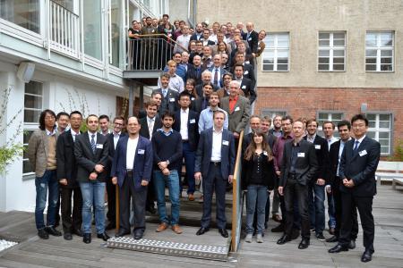 Rund 80 Software Experten, Anwender und Produktentwickler nahmen an der Friendship Systems Anwenderkonferenz teil