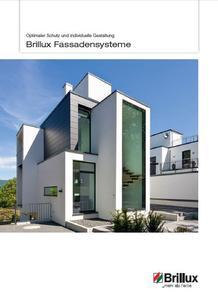 """Fassadensysteme bieten optimalen Schutz und individuelle Gestaltung – Mit der neuen Broschüre """"Fassadensysteme"""" gibt Brillux von Beschich-tungssystemen bis hin zu Speziallösungen einen Überblick über die Vielfalt der Fassadensysteme"""