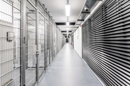 Blick in das Next Generation Data Center von noris network in Nürnberg Süd / Bildquelle: noris network