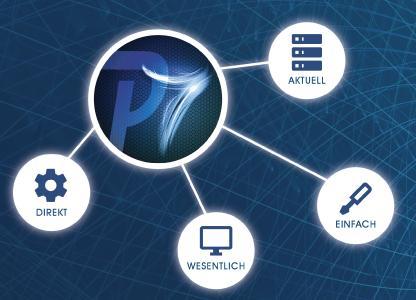 Das neue PEGASOS 7 ECM-System / Bild: Marabu EDV-Beratung und -Service GmbH