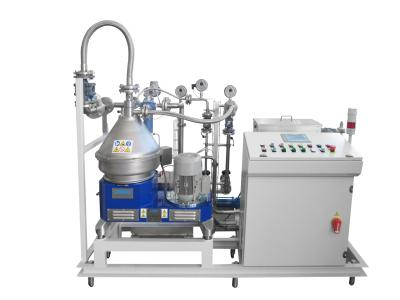 Separator complete system