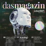 Neue Ausgabe von dasmagazin by Laudert erschienen