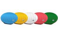 Schachtabdeckungen aus Faserverbundwerkstoff von KHK können in allen RAL-Farben hergestellt werden.