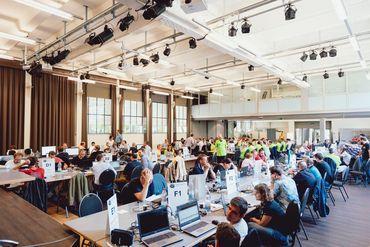 EPD-Projectathon in Bern / Foto: ©eHealth Suisse