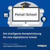 Portal4School ist die innovative Plattform für die Digitalisierung des Schulwesens in Deutschland, Foto: Fasihi GmbH