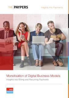"Report ""Monetisation of Digital Business Models 2019"" zeigt aktuelle Trends auf"