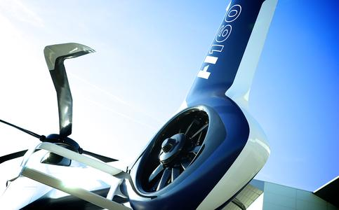 Airbus Helicopters focusing on new technologies for cleaner, more efficient and higher-performance rotorcraft © Copyright Airbus Helicopters, Jérôme Deulin