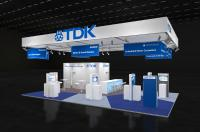 TDK presents their state-of-the-art product highlights for various facets of embedded technologies at Embedded World 2018