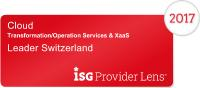 ISG Experte sagt: Bison IT Services AG ist ein Leader der Digitalen Transformation