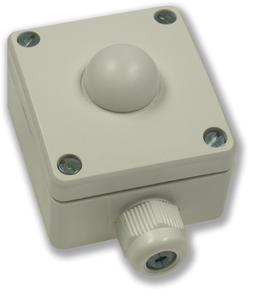 Brightness Sensor with Transmitter 0...10 V