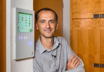 Hartwig Weidacher, Geschäftsführer der myGEKKO | Ekon GmbH (Quelle: myGEKKO | Ekon GmbH / Hans-Rudolf Schulz)
