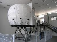 EC135 simulator (Copyright: Eurocopter)