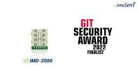 The IMD-2000 Radar sensor is in the finals of the GIT SECURITY AWARD 2022.