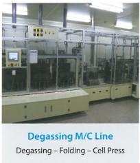 Degassing Folding Cell Press