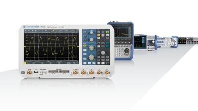 "New ""Full Bench. High Value."" promotion by Rohde & Schwarz builds on successful complete solutions offer"