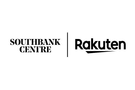 Joint Logo for Press Release: Southbank Centre and Rakuten