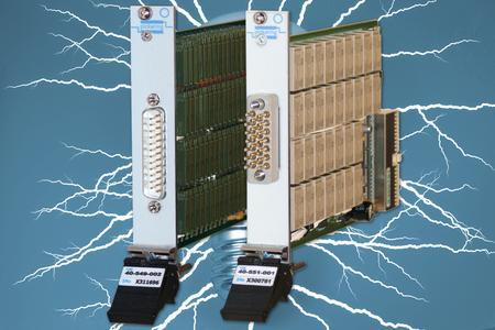 Pickering Interfaces erweitert seinen Produktbereich PXI Power